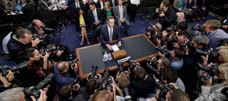 Евгений Аронов: Страх перед «Большим братом». Зачем Цукерберга позвали в Конгресс