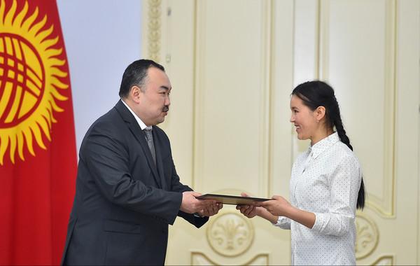 Прошло награждение победителей конкурса среди молодых журналистов памяти общественного деятеля Розы Даудовой