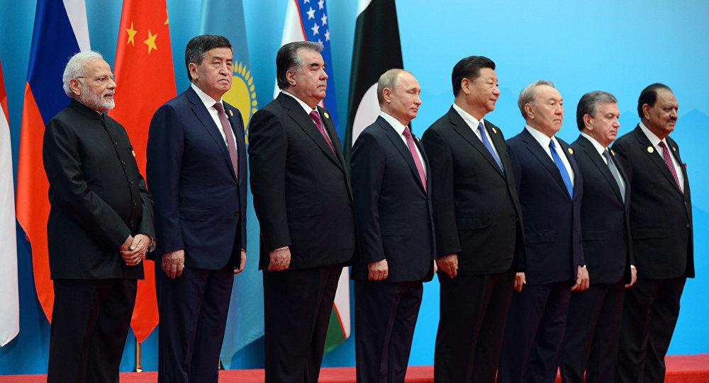 Жээнбеков: Реальные угрозы безопасности стран ШОС исходят из сети интернет