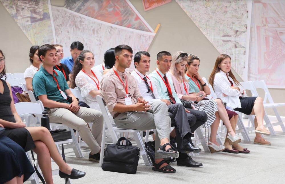 В Бишкеке стартовал Центральноазиатский летний институт журналистики — 2019