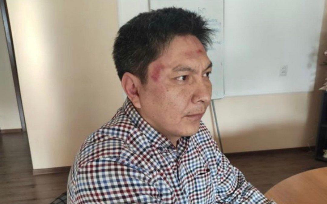 Нападение на главреда «Фактчека». Милиция возбудила дело по статье «Грабёж»
